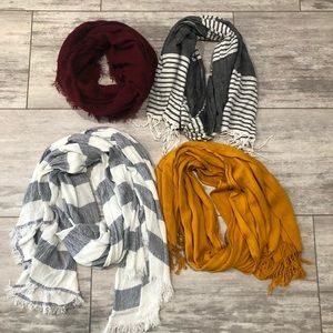 Accessories - Scarves lot 5/s/1